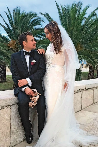Экс-супруга Андрея Гайдуляна рассказала о причинах развода: «Он предал меня»