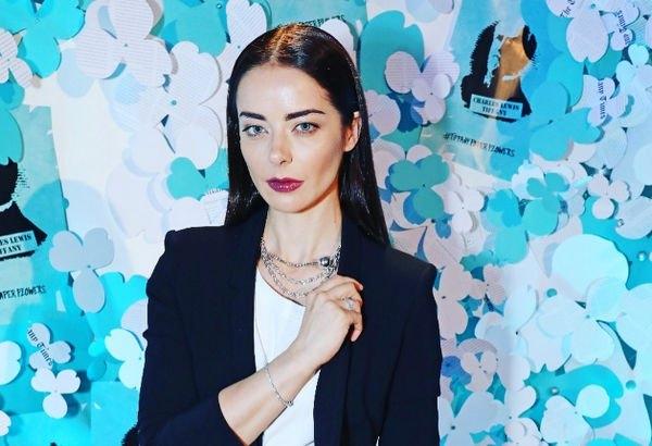 Марина Александрова показала себя в естественном виде