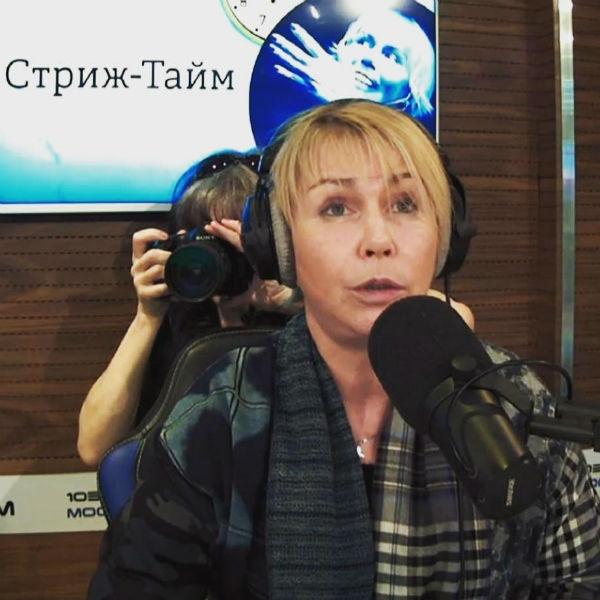 Ксения Стриж взяла ребенка из детского дома
