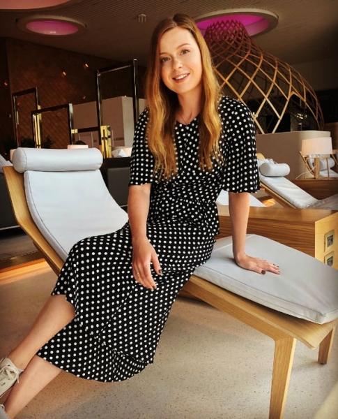 Дочери Юлии Савичевой исполнился один годик