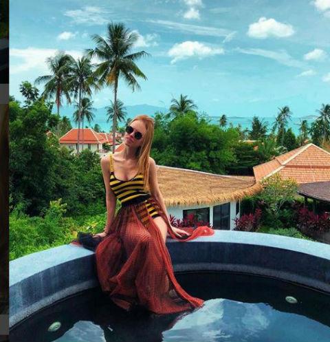 Милана Кержакова о поездке в Тайланд: «Я не лечусь в клинике Даны Борисовой»