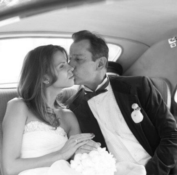 Вадим Казаченко празднует развод с экс-супругой