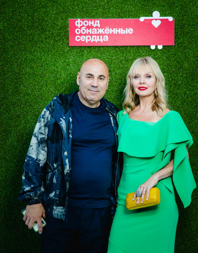 Наталья Водянова продала на аукционе форму Зинедина Зидана