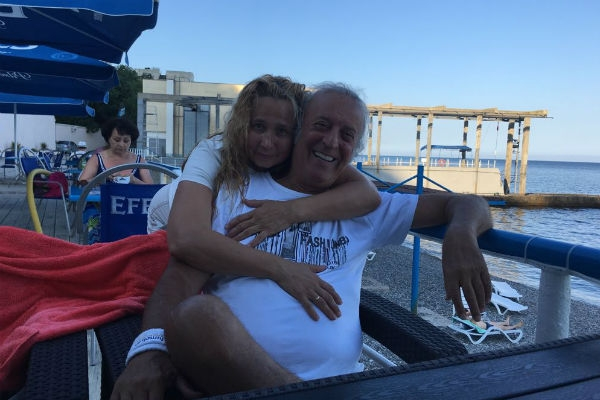 Илья Резник о проблемах со здоровьем: «Все хорошо! Отдыхаю в Крыму»