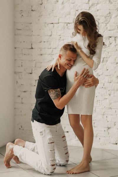 Анастасия Костенко рассказала, как узнала о беременности
