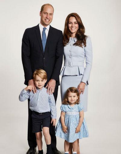 К пятилетию принца Джорджа: 50 самых милых фото будущего короля Великобритании