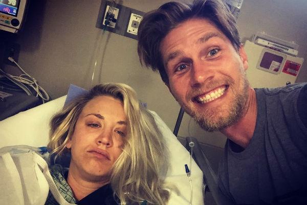 Звезда «Теории большого взрыва» попала в больницу после свадьбы