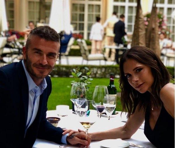Дэвид и Виктория Бекхэм отметили годовщину свадьбы вопреки слухам о разводе