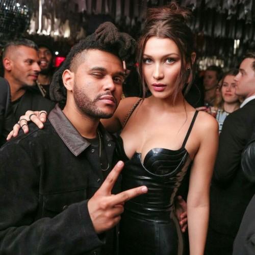 Белла Хадид и The Weeknd отдыхают в доме родителей модели
