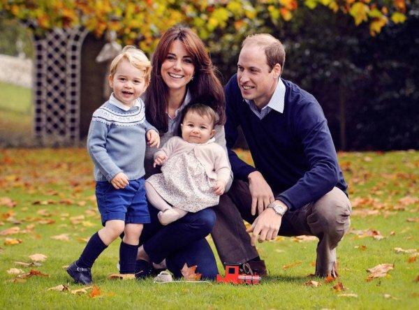 СМИ выяснили неожиданный факт о детях Кейт Миддлтон и принца Уильяма