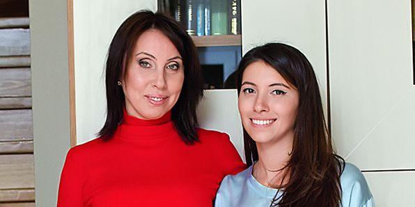 The Wife Of Valery Meladze