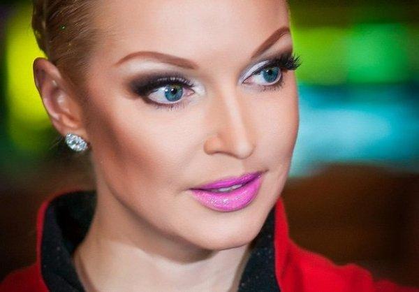 Анастасия Волочкова обновила блог снимком топлесс