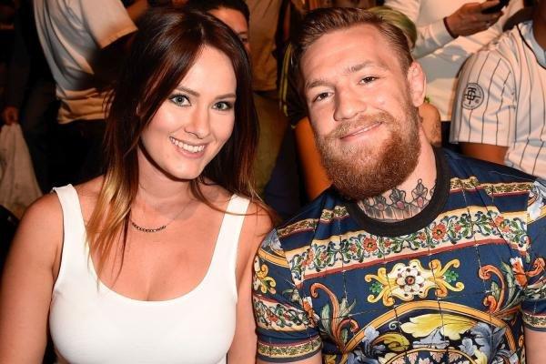 Conor McGregor: his wife, children