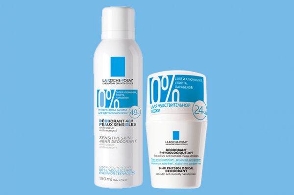 Wanted: физиологические дезодоранты для чувствительной кожи