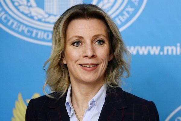 Мария Захарова подарила песню Кате Лель