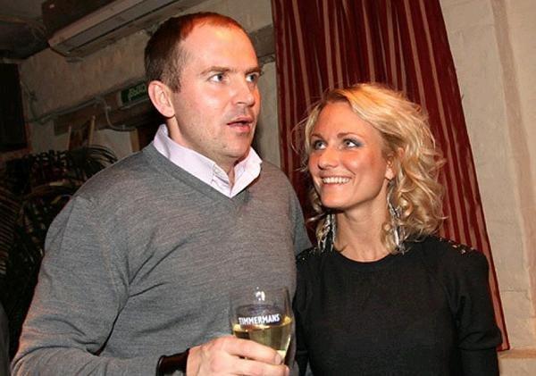 Sergei Zhorin, wife