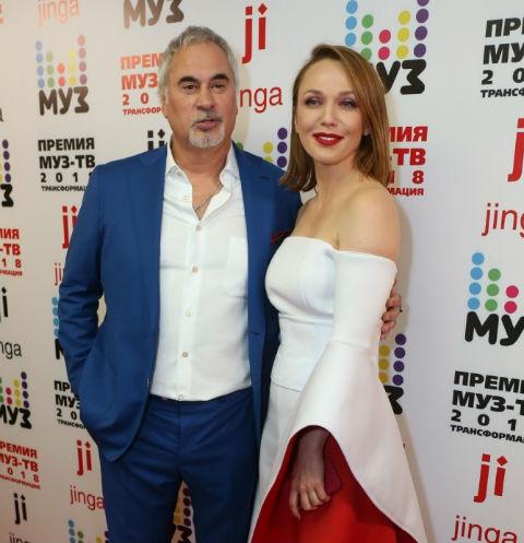 Валерий Меладзе рассказал о ссорах с Альбиной Джанабаевой