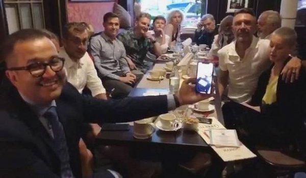 Новая подруга Сергея Шнурова раскрыла их отношения