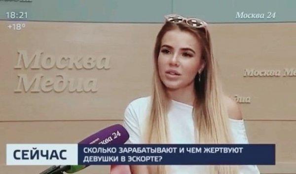 Александр Серов поселил в своей квартире сотрудницу эскорта
