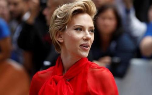 Скарлетт Йоханссон заняла первое место в рейтинге самых высокооплачиваемых актрис