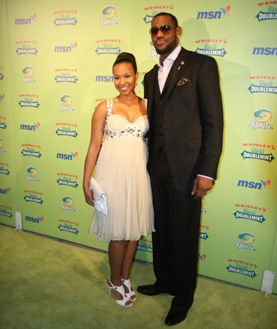 Wife Of LeBron James