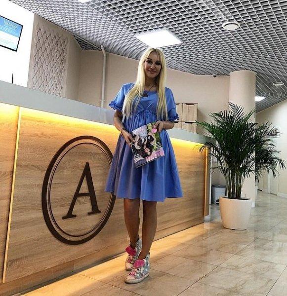 Лера Кудрявцева боится делать  прививки новорожденному малышу
