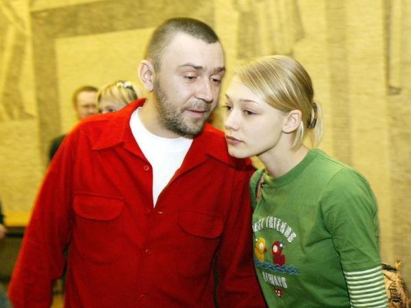 Sergei Shnurov wife