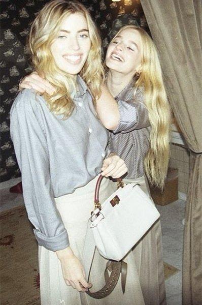 Дочери Эвана Макгрегора стали звездами рекламной кампании Fendi