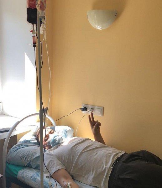 Ольга Картункова ищет деньги на лечение