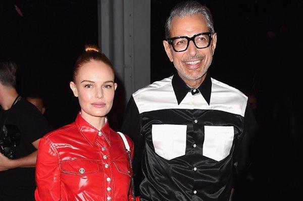 Неделя моды в Нью-Йорке: Наоми Кэмпбелл, Кейт Босуорт, Стелла Теннант и другие на показе Calvin Klein