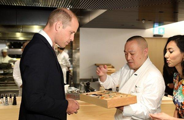 Принц Уильям рассекретил любимое блюдо Кейт Миддлтон