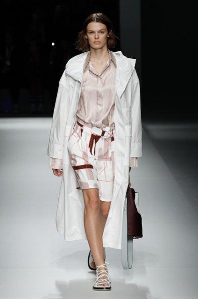Неделя моды в Нью-Йорке: обзор показов Escada, Boss и Rodarte