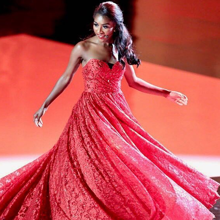 """Ниа Имани Франклин из Нью-Йорка: что мы знаем о победительнице конкурса """"Мисс Америка — 2019"""""""