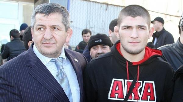 Khabib Nurmagomedov: the wife, the kids