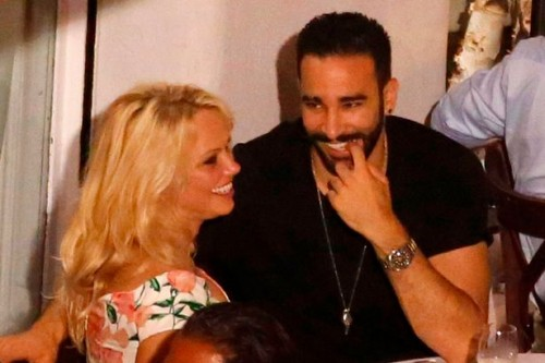Памела Андерсон рассталась с Адилем Рами после предложения пожениться