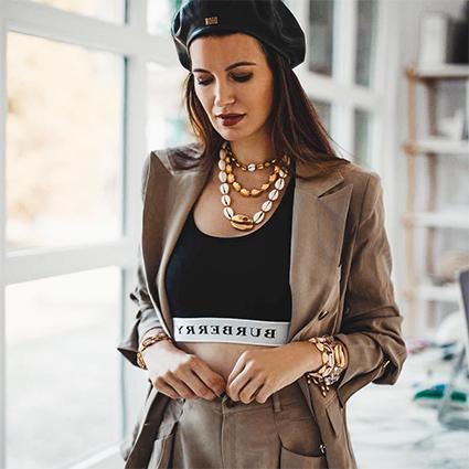 Мода в Instagram: 8 ювелирных трендов от блогеров