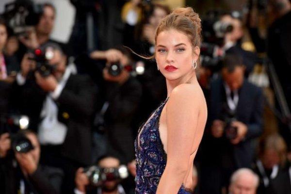Гости 75-ого Венецианского кинофестиваля очарованы красоткой Барбарой Палвин