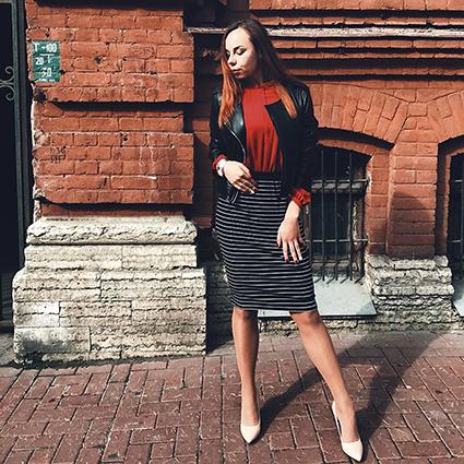 Мода в Instagram: в чем российские студентки встретили начало учебного года