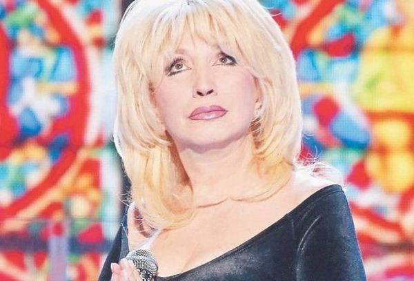Певица Ирина Аллегрова серьёзно заболела