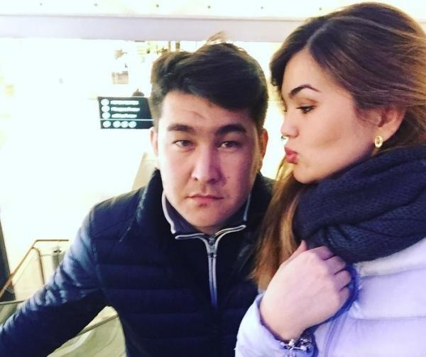 Azamat Musagaliev: wife and children