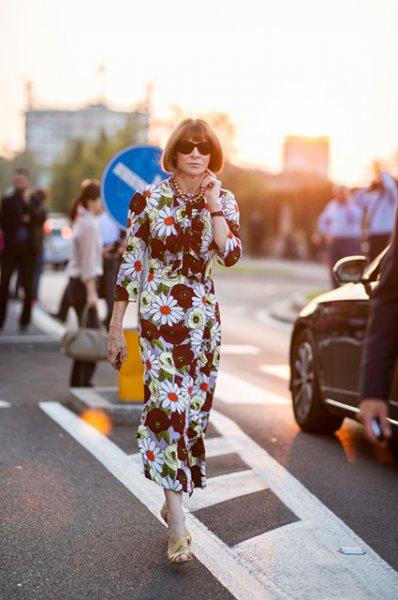 Неделя моды в Милане: роскошный и практичный street style