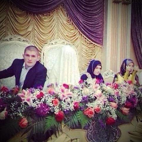 Khabib Nurmagomedov: the wife, the kids