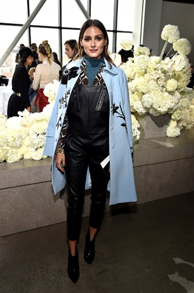 Неделя моды в Нью-Йорке: Кэти Холмс посетила показ Zimmermann