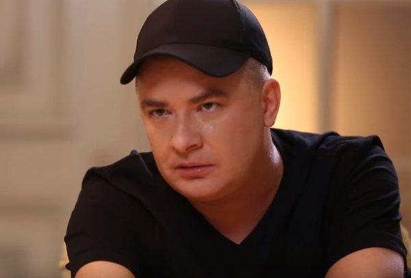 Андрей Данилко поведал страшную историю алкоголизма и больной любви