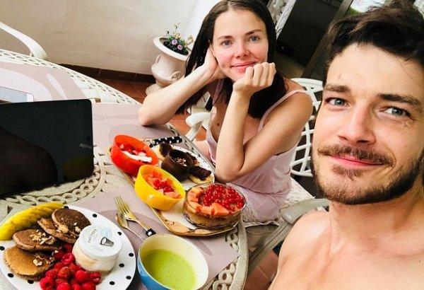 Максим Матвеев собрался в декретный отпуск