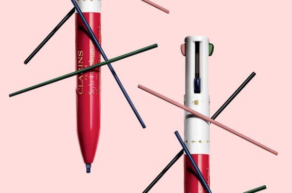 Wanted: четырехцветная ручка-подводка для глаз и губ