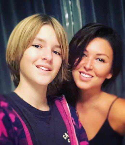 Сын Ирины Дубцовой становится всё больше похож на маму