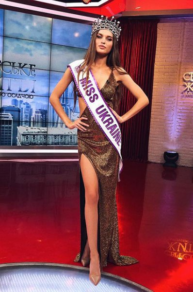 """Она же мать! Почему победительницу конкурса """"Мисс Украина — 2018"""" лишили короны"""