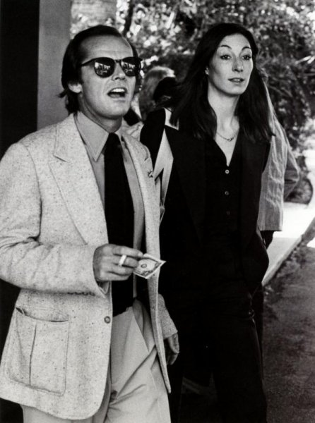 Wife of Jack Nicholson, personal life