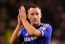 John Terry: his wife. Personal life